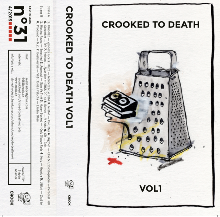 CROOKED TO DEATH vol I. (2015)
